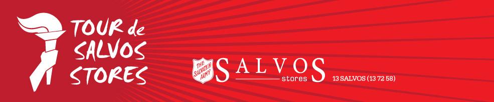 Tour de Salvos Stores