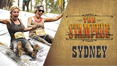 The Stampede 2014 | Sydney Featured Event