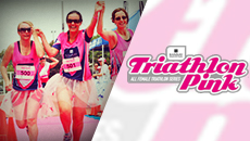 Triathlon Pink 2014 Featured Event
