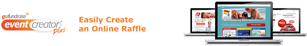 gofundraise university raise more by knowing more online raffle