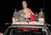 Car 800 The SPARTANS