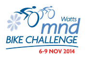 Watts MND Bike Challenge